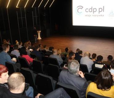 Urodzinowa konferencja CDP.pl