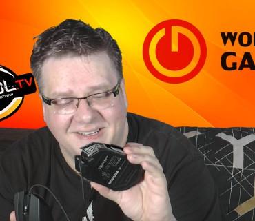 BzikGadżet: Myszki Gamingowe z Klasą /WORLD4GAMER/