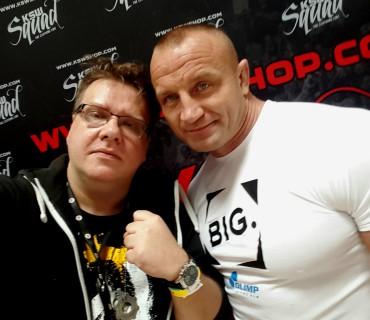 BzikWywiad: Mariusz Pudzianowski o walce Popka z Burnejką
