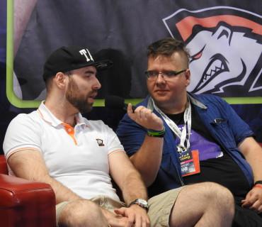 """BzikWywiad: Wiktor """"TaZ"""" Wojtas – Virtus.pro /GOOD GAME EXPO/"""