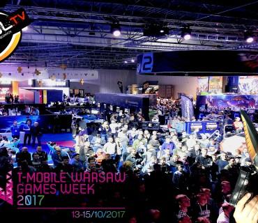 BzikRelacja: Warsaw Games Week 2017- Działo się!