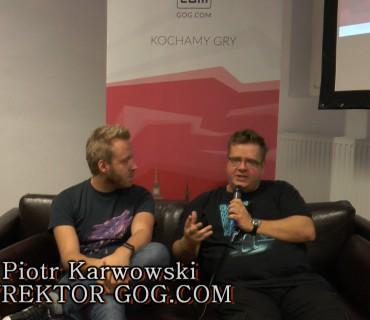 BzikWywiad: GOG.COM naprawdę kocha gry