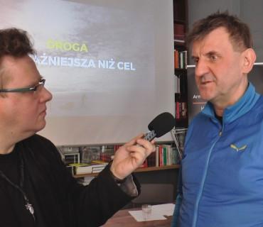 BzikWywiad: Marek Kamiński /No Trace Expedition/