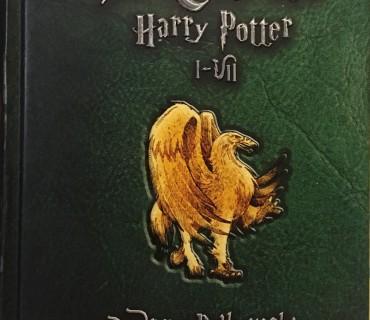 """,,Tezaurus"""", czyli wszystko, co musisz wiedzieć o świecie Harry'ego Pottera."""