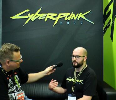 Nowe informacje o Cyberpunk 2077! CD Projekt RED na Gamescomie!