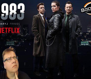 """Niech żyje zbrodniczy reżim! Czyli recenzja serialu """"1983"""" /Netflix/"""