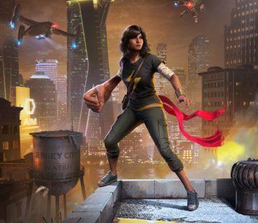 Kamala Khan dołącza do Avengersm w grze Marvel's Avengers
