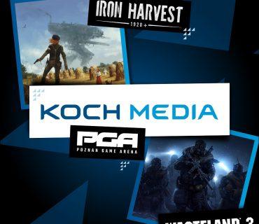 Iron Harvest oraz Wasteland 3 po raz pierwszy w Polsce w grywalnej formie!