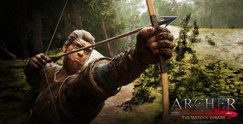 Demo Archer: The Witch's Wrath zadebiutuje na Festiwalu Steam Next