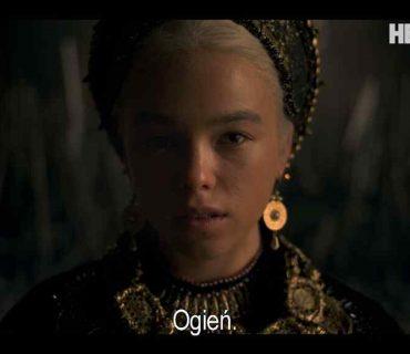 """HBO publikuje pierwszy teaser serialu """"Ród smoka""""."""