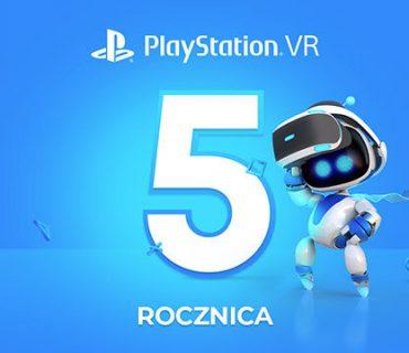 PlayStation VR świętuje piąte urodziny!